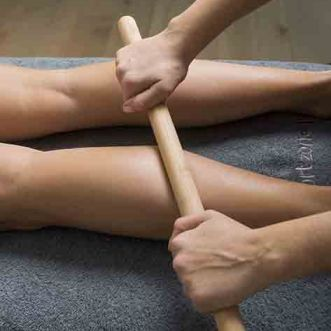 Wood Massage
