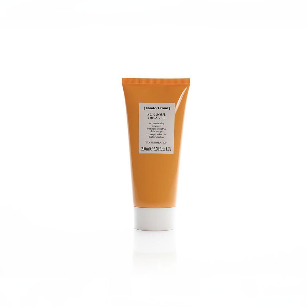 SUN SOUL Cream Gel – Attivatore Abbronzatura