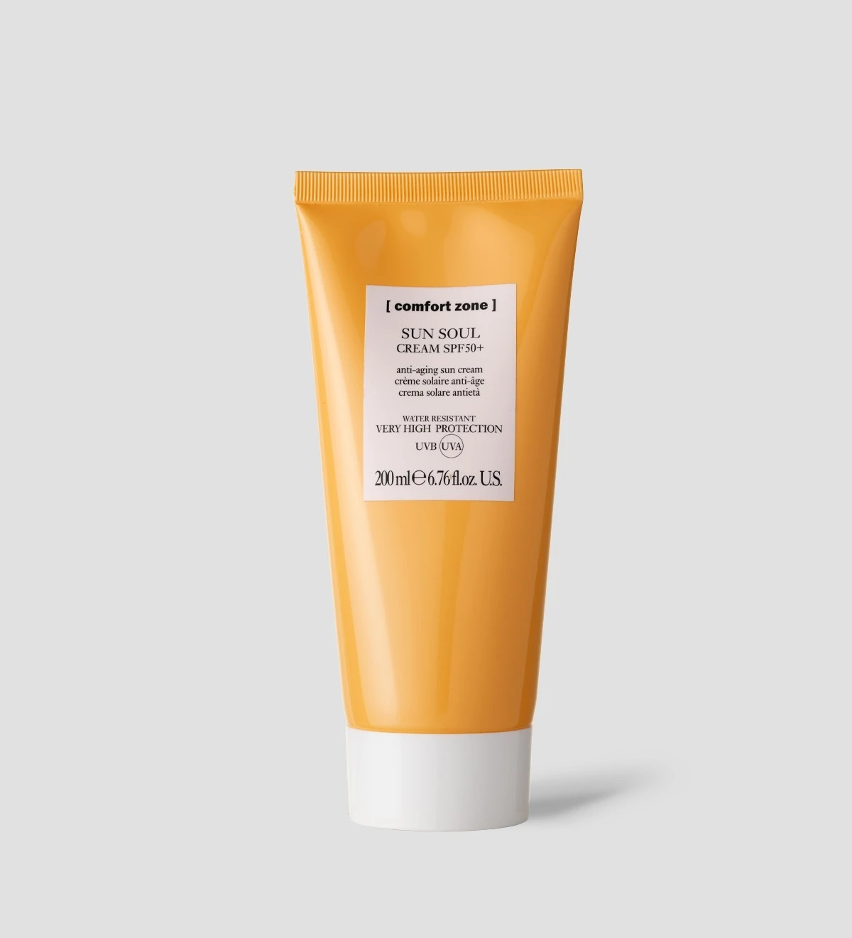 SUN SOUL Body Cream – Doposole Anti Età